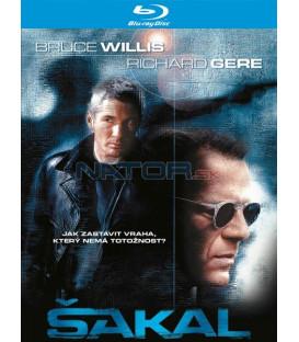 Šakal (The Jackal) 1997 Blu-ray