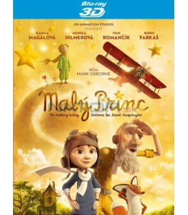 Malý princ (The Little Prince) Blu-ray 3D+2D
