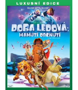 Doba ledová 5: Mamutí drcnutí /Doba ľadová: Mamutí tresk/ (Ice Age: Collision Course) 3D + 2D  Blu-ray
