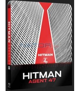 Hitman: AGENT 47 - Blu-ray STEELBOOK