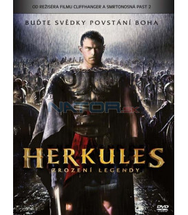 Herkules: Zrození legendy ( Hercules: The Legend Begins) DVD
