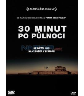 30 MINUT PO PŮLNOCI (Zero Dark Thirty) DVD