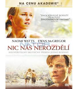 NIC NÁS NEROZDĚLÍ (The Impossible) DVD