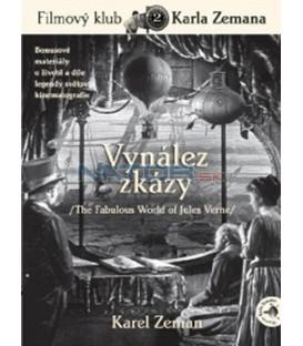 Vynález zkázy (Fantastic World of Jules Verne) - Karel Zeman / 1958