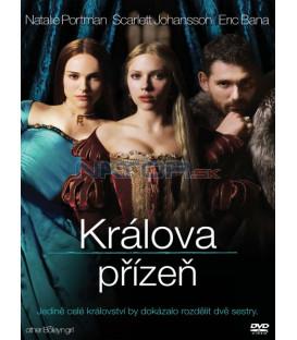 Králova Přízeň (The Other Boleyn Girl) DVD
