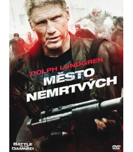 MĚSTO NEMRTVÝCH (Battle of the Damned) DVD
