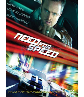 Need for Speed (Need for Speed) DVD