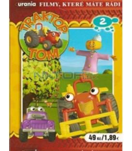 Traktor Tom 2 (Tractor Tom) DVD
