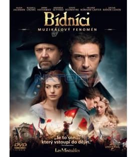 BÍDNÍCI (Misérables) (2012) DVD