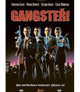 Gangsteři (Mobsters) DVD