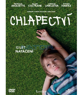 Chlapectví (Boyhood) DVD