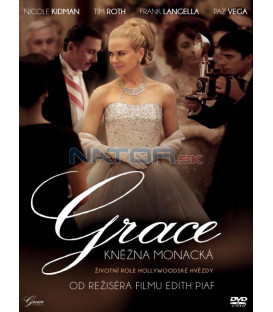 Grace: Kňažná z Monaka (Grace of Monaco) DVD
