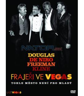 Frajeři ve Vegas (Last Vegas) DVD