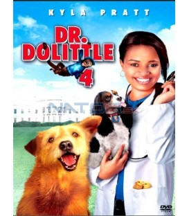 Dr. Dolittle 4 (Dr. Dolittle: Tail to the Chief) DVD