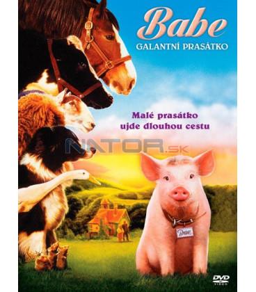 Babe: Galantní prasátko (Babe) DVD