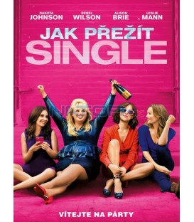 Jak přežít single (How to be Single) DVD