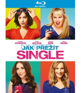 Jak přežít single (How to be Single) Blu-ray