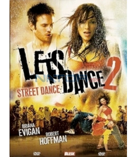 Lets dance 2: Street dance (Step Up 2: The Streets) DVD