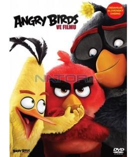 Angry Birds ve filmu DVD + hračka