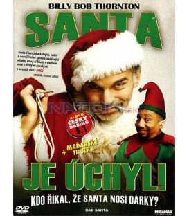 Santa je Úchyl (Bad Santa) DVD