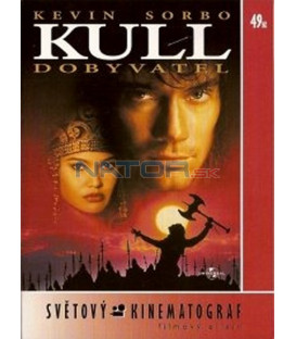 Kull dobyvatel (Kull the Conqueror) DVD
