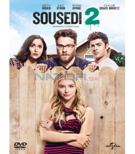 Sousedi 2 (Neighbors 2: Sorority Rising) DVD