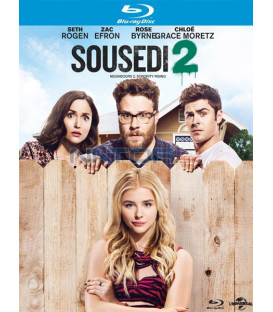 Sousedi 2 (Neighbors 2: Sorority Rising) Blu-ray