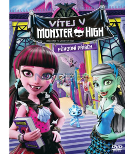 Vítej v Monster High DVD