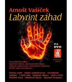 Labyrint záhad (2 disky, 13 epizod) DVD