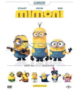 Mimoni (Minions) DVD