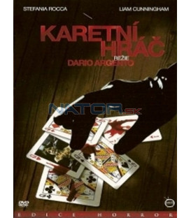 Karetní hráč (Cartaio, Il) DVD