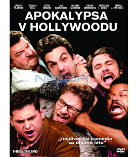 APOKALYPSA V HOLLYWOODU (This Is The End) DVD