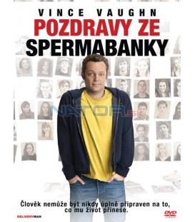 Pozdravy ze spermabanky (The Delivery Man) DVD