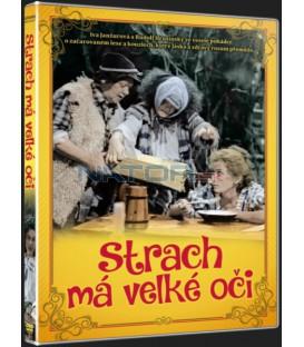 STRACH MÁ VELKÉ OČI DVD