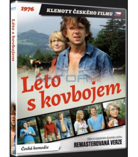 LÉTO S KOVBOJEM (Remasterovaná verze) - DVD