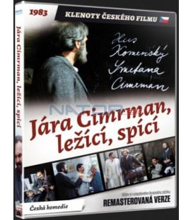 Jára Cimrman ležící, spící (Remasterovaná verze) - DVD