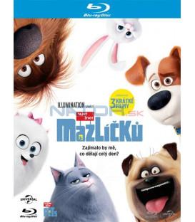 TAJNÝ ŽIVOT MAZLÍČKŮ (The Secret Life of Pets) Blu-ray