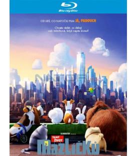 TAJNÝ ŽIVOT MAZLÍČKŮ (The Secret Life of Pets) Blu-ray 3D + 2D STEELBOOK
