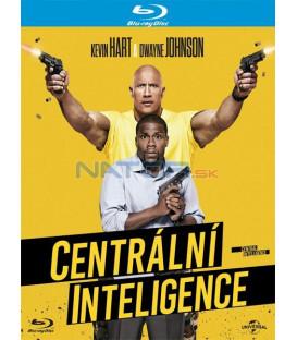 Centrální Inteligence (Central Intelligence) Blu-ray
