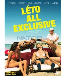 Léto All Exclusive (Babysitting 2) DVD