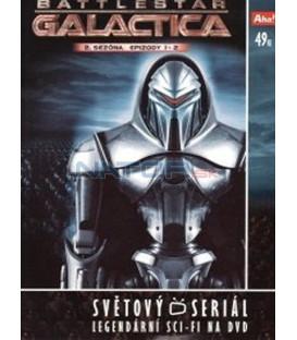 Battlestar Galactica - disk 8 - 2. sezóna, epizody 1 a 2 (Battlestar Galactica)