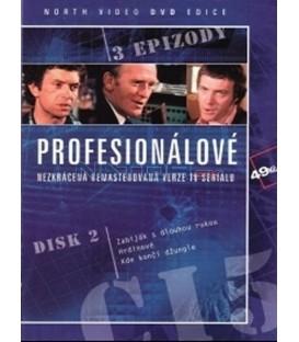 Profesionálové - disk 2 (The Professionals)