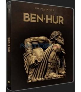 Ben Hur: Výroční edice 2Blu-ray - steelbook