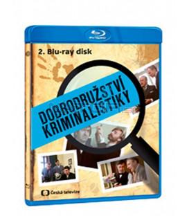 Dobrodružství kriminalistiky 2 remasterovaná verze Blu-ray