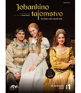 Johančino tajemství DVD