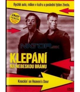 Klepání na nebeskou bránu ( Knockin on Heavens Door) DVD