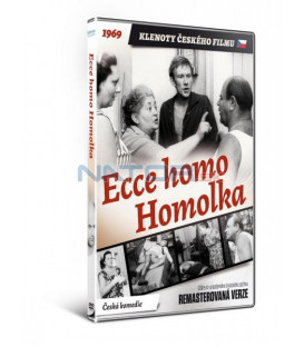 ECCE HOMO HOMOLKA (remasterovaná verze) DVD