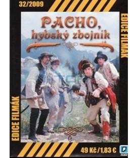 Pacho, hybský zbojník DVD
