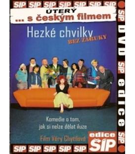 Hezké chvilky bez záruky DVD