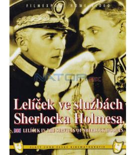 Lelíček ve službách Sherlocka Holmesa DVD